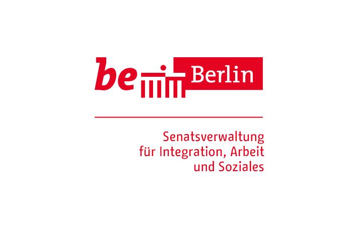 Senatsverwaltung für Integration, Arbeit und Soziales, Logo